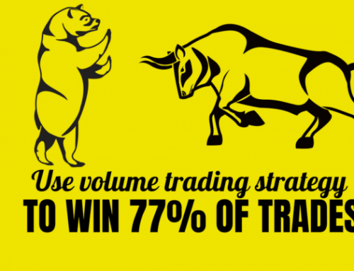 Menggunakan Strategi Dagangan Volume untuk Memenangi 77% daripada Dagangan